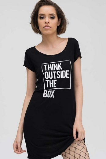 trueprodigy Longshirt Think Outside