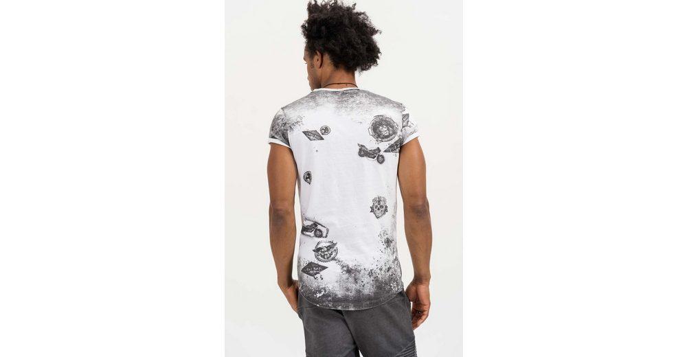 trueprodigy T-Shirt Patches Verkauf Niedriger Preis qWe80A