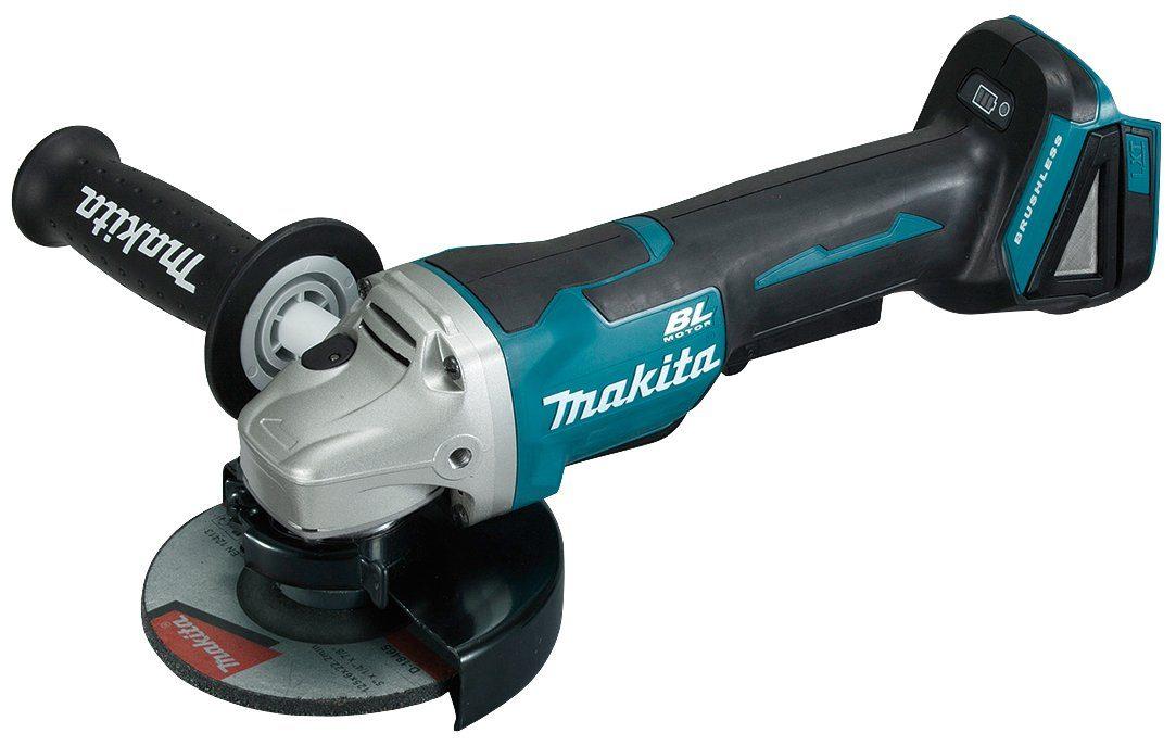 MAKITA Akku-Winkelschleifer »DGA505Y1J«, 125 mm, 18 V, inkl. Akku, ohne Ladegerät