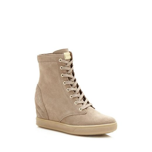 Guess SNEAKER-WEDGES FELIPA VELOURSLEDER