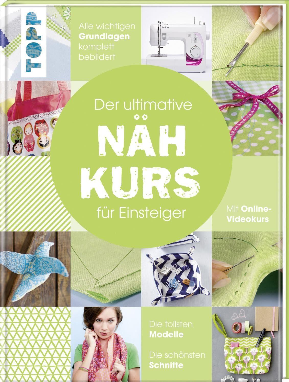 """Topp Buch """"Der ultimative Nähkurs für Einsteiger"""""""