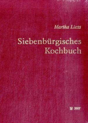 Gebundenes Buch »Siebenbürgisches Kochbuch«