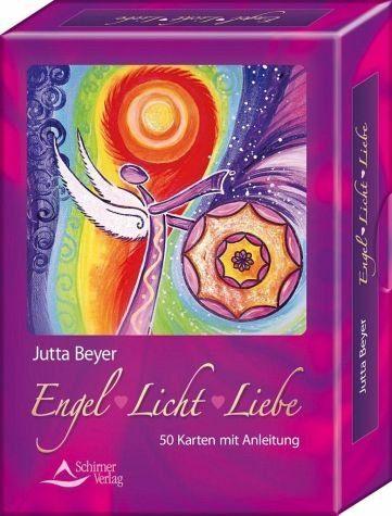 Broschiertes Buch »Engel, Licht, Liebe«