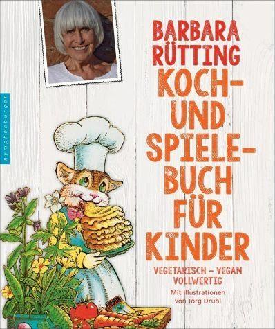 Gebundenes Buch »Koch- und Spielebuch für Kinder«