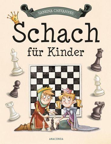 Gebundenes Buch »Schach für Kinder«