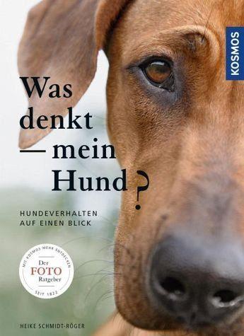 Broschiertes Buch »Was denkt mein Hund?«