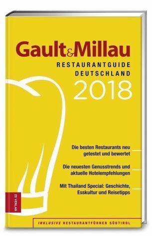 Broschiertes Buch »Gault&Millau RestaurantGuide Deutschland 2018«