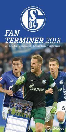 Kalender »FC Schalke 04 2018«