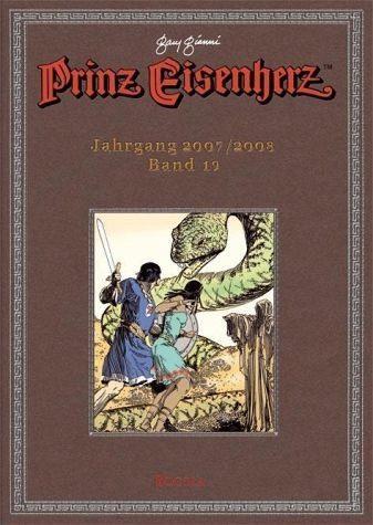 Gebundenes Buch »Prinz Eisenherz. Gianni-Jahre«
