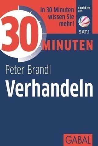 Broschiertes Buch »30 Minuten Verhandeln«