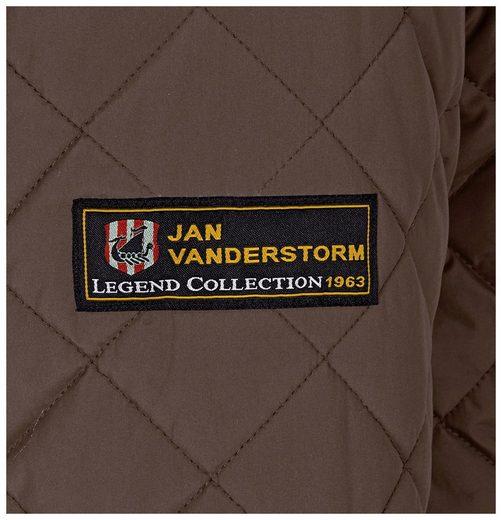 Jan Vanderstorm Steppjacke HALFDAN