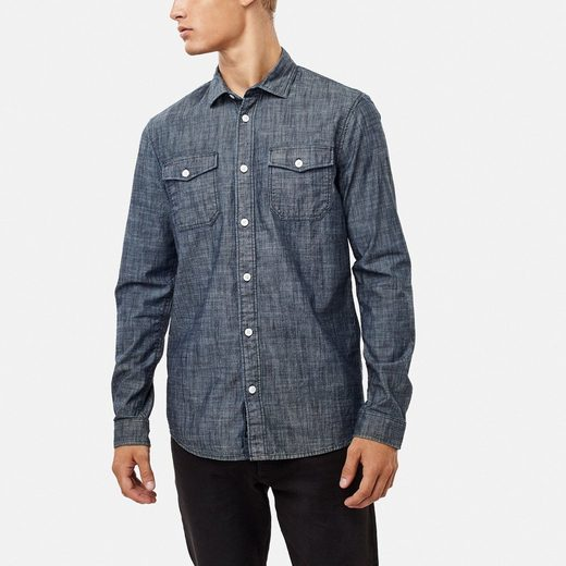 Oneill Shirt Long Sleeve Chambray Jacks