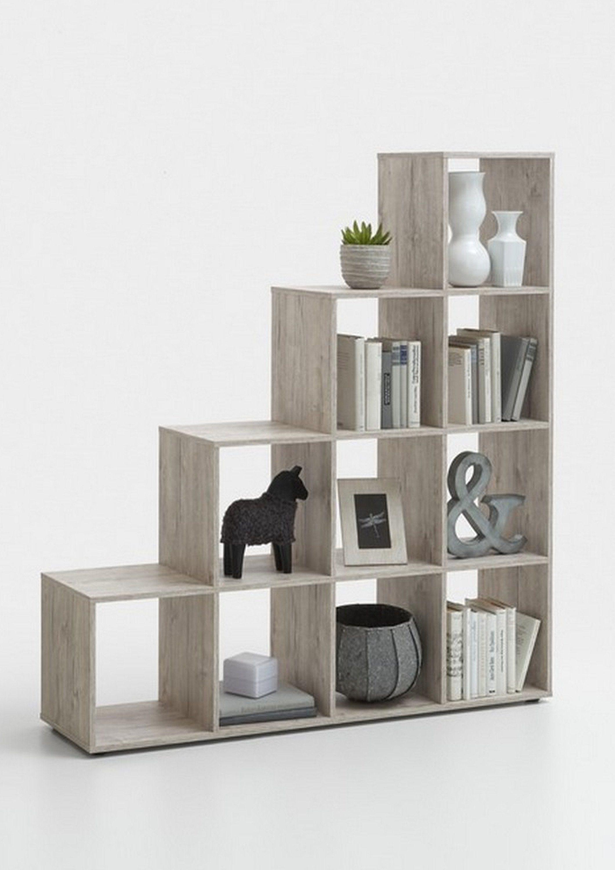 HTI-Living Raumteiler »Mega 2« | Wohnzimmer > Regale > Raumteiler | Spanplatte | HTI-Living