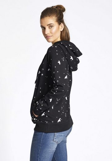 Khujo Sweatshirt Jolante With Print, With All-over Print