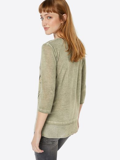 Key Largo Langarmshirt NEED v-neck