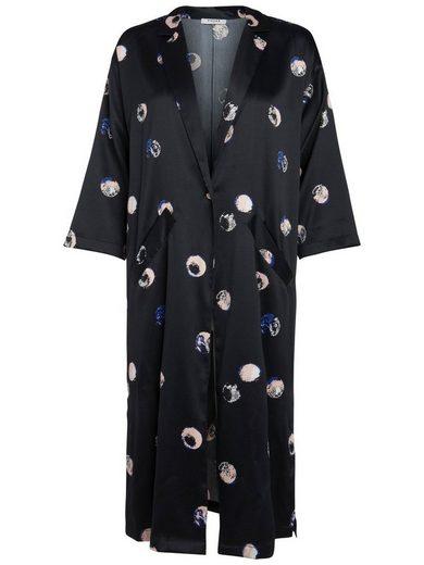 Pieces Langer, bedruckter Kimono