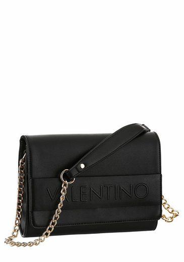 Valentino handbags Umhängetasche Nero Egeo, mit goldfarbener Umhängekette