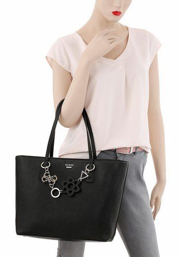 Guess Shopper Dania, mit Schmuckapplikation