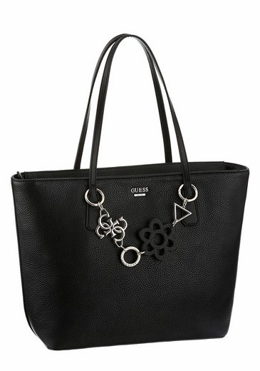 Guess Shopper Dania, mit Schmuckapplikation