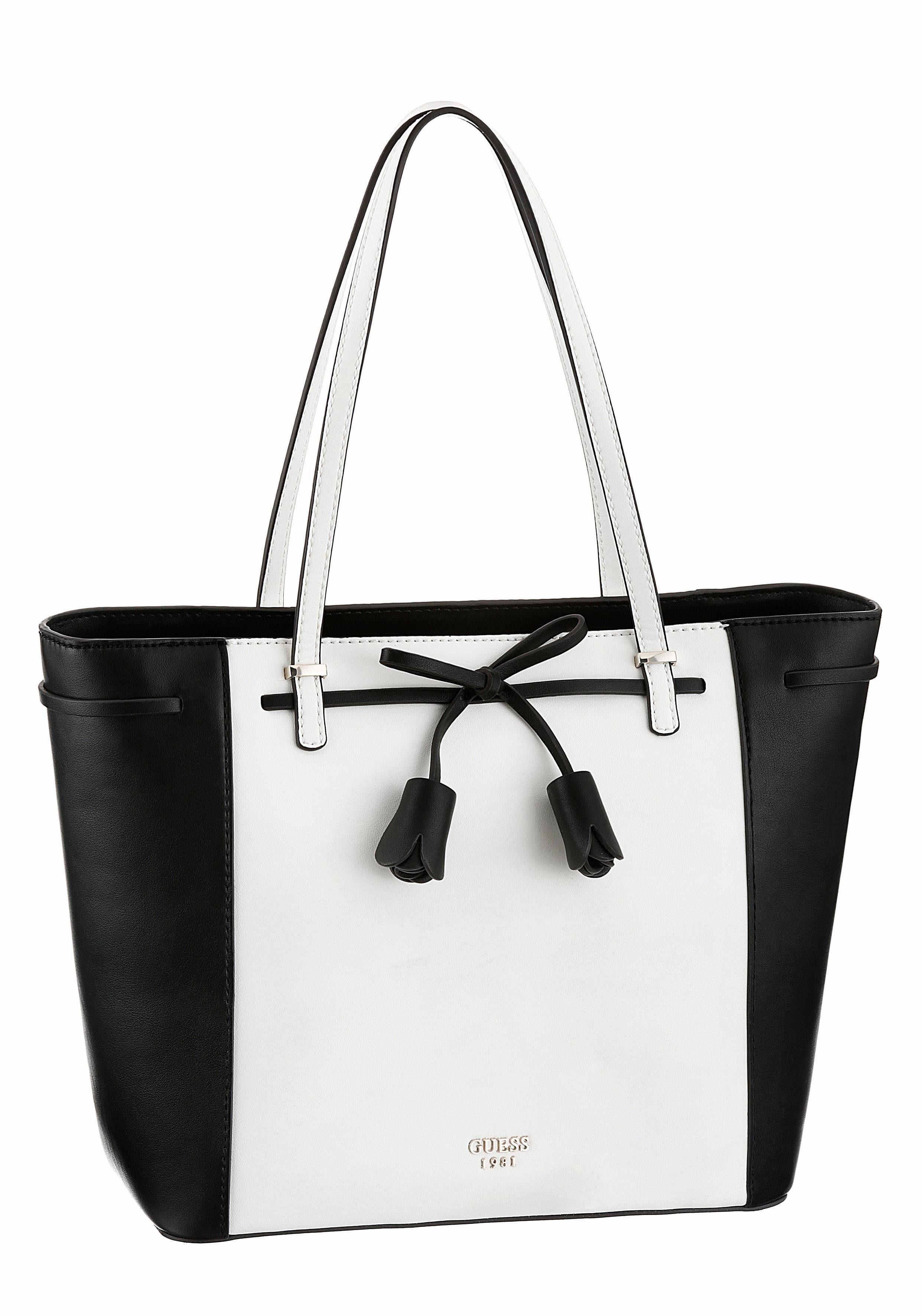 Guess Shopper »Leila Carryall«, mit Fransenapplikation