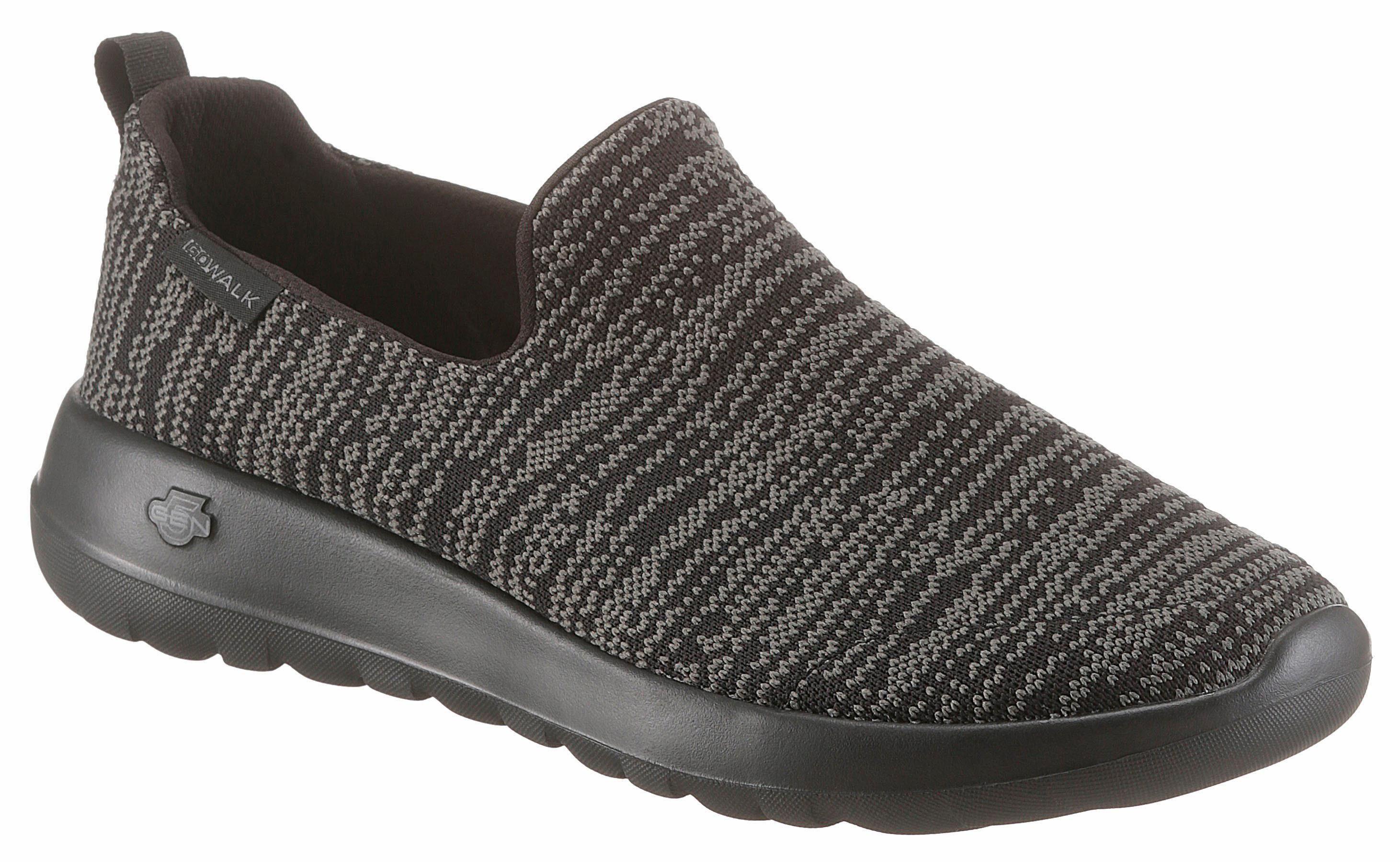 SKECHERS PERFORMANCE Go Walk Max-Infinite Sneaker, mit stylischer Melierung online kaufen  schwarz-grau