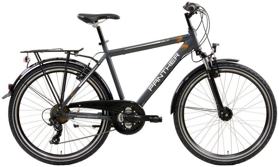 panther all terrain bike gela herren 26 zoll 21 gang. Black Bedroom Furniture Sets. Home Design Ideas