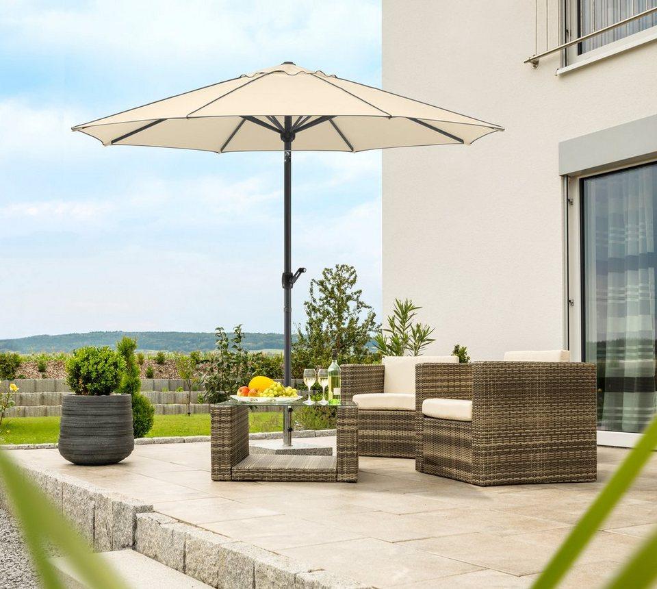 schneider schirme sonnenschirm adria ohne schirmst nder online kaufen otto. Black Bedroom Furniture Sets. Home Design Ideas