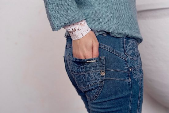 Cream Bequeme Jeans linea jeans