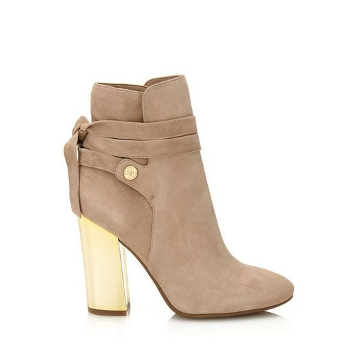 Guess STIEFELETTE LUNDY VELOURSLEDER