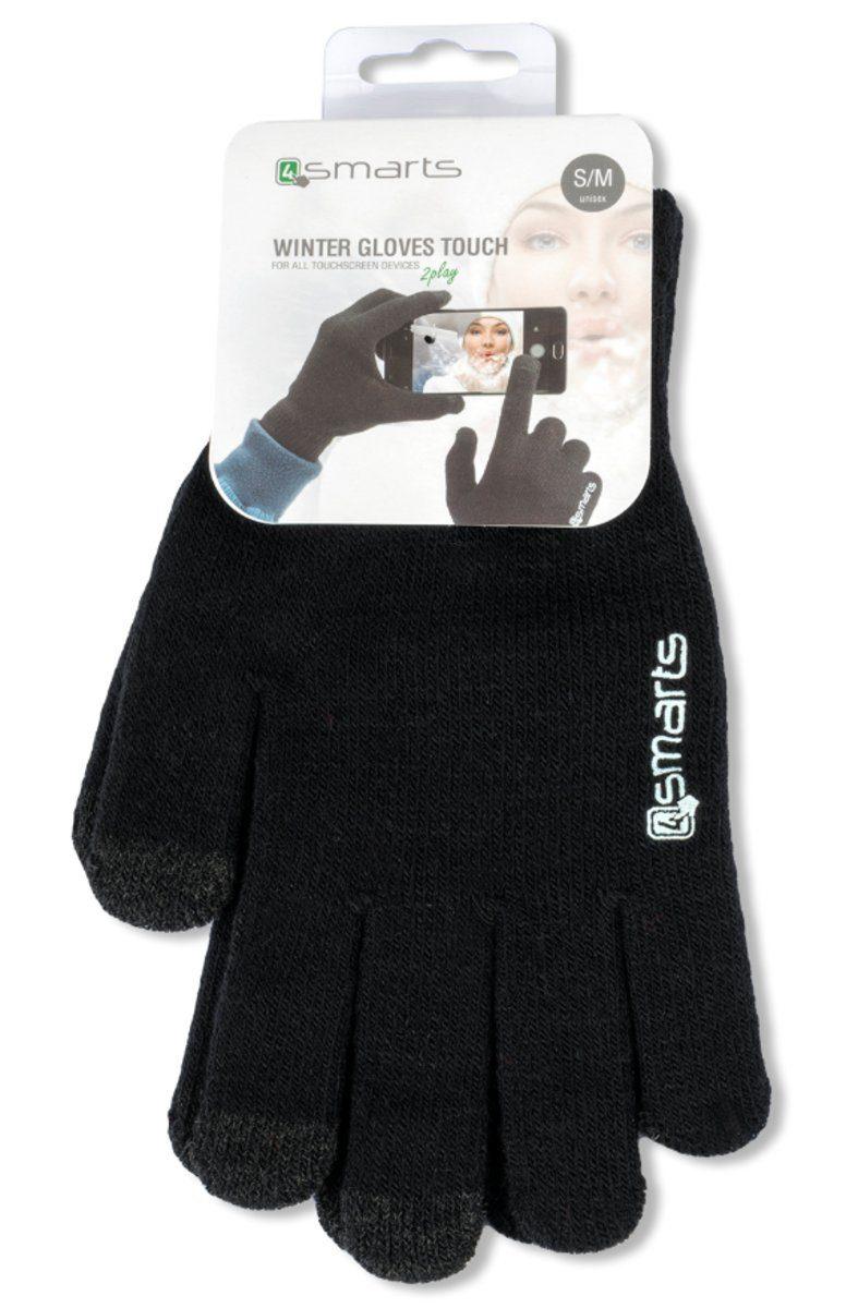 """4Smarts Handschuh für Touchdisplays »""""Touch"""" Größe S/M«"""