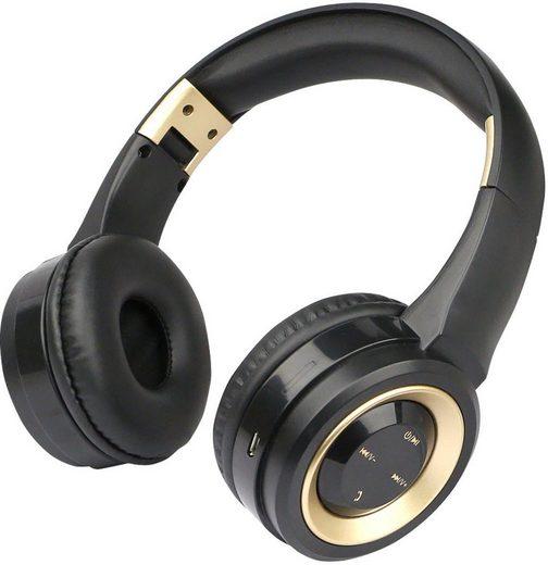 fontastic Headset »Bluetooth On-Ear Kopfhörer Boom«