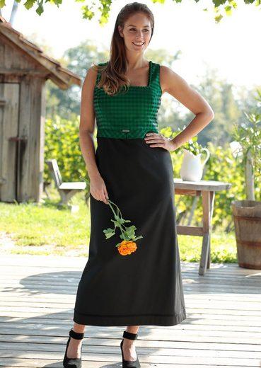 Love Nature Trachtenkleid Damen mit seitlichem Zipp