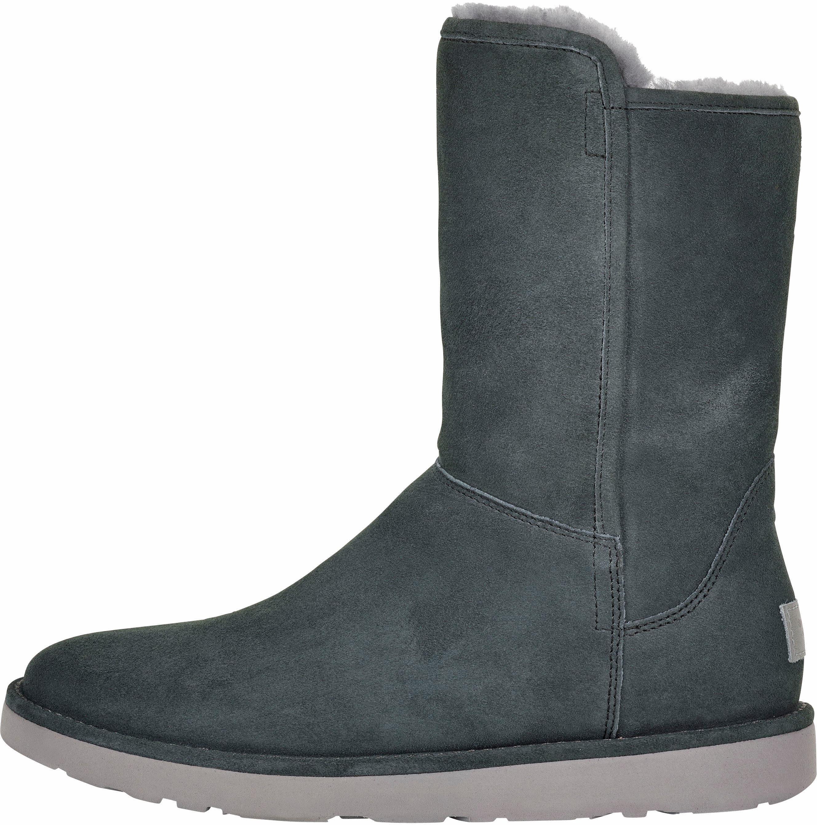 UGG »Abree« Stiefel, kuschelig warm, schwarz, schwarz