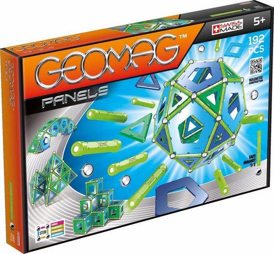 Geomag™ Konstruktionsspielzeug (192-tlg.), »Panels«