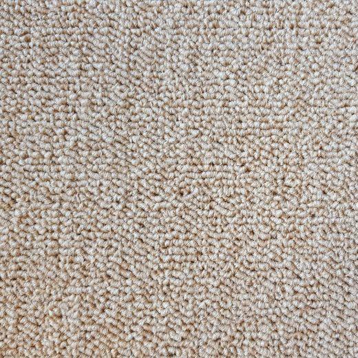 Teppichboden »Matz sandfarben«, Andiamo, rechteckig, Höhe 6 mm, Meterware, Breite 500 cm, antistatisch, für Stuhlrollen geeignet