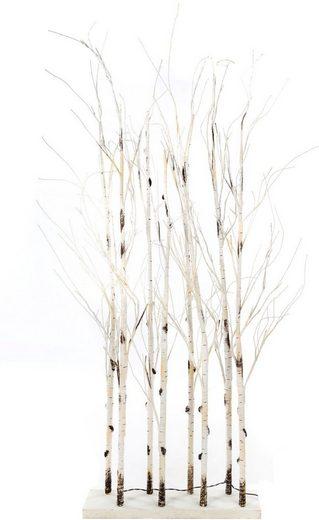 LED Baum »Divid«, Raumteiler mit zahlreichen warmweißen LEDs