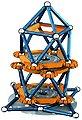 Geomag™ Magnetspielbausteine »Mechanics«, (146 St), Bild 3