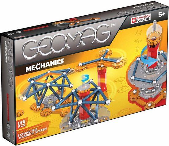 Geomag™ Magnetspielbausteine »Mechanics«, (146 St)