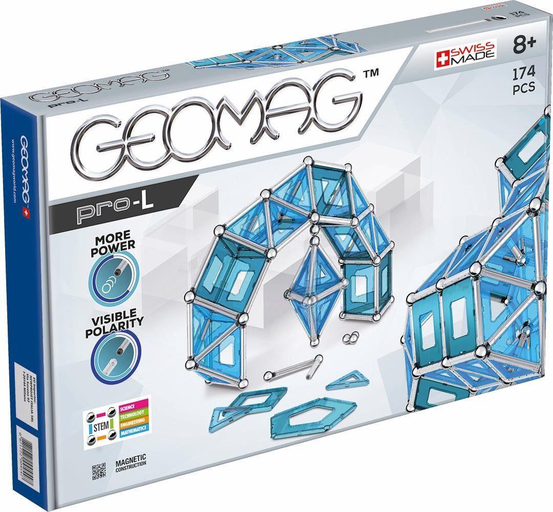 Geomag™ Konstruktionsspielzeug (174-tlg.), »Pro-L«