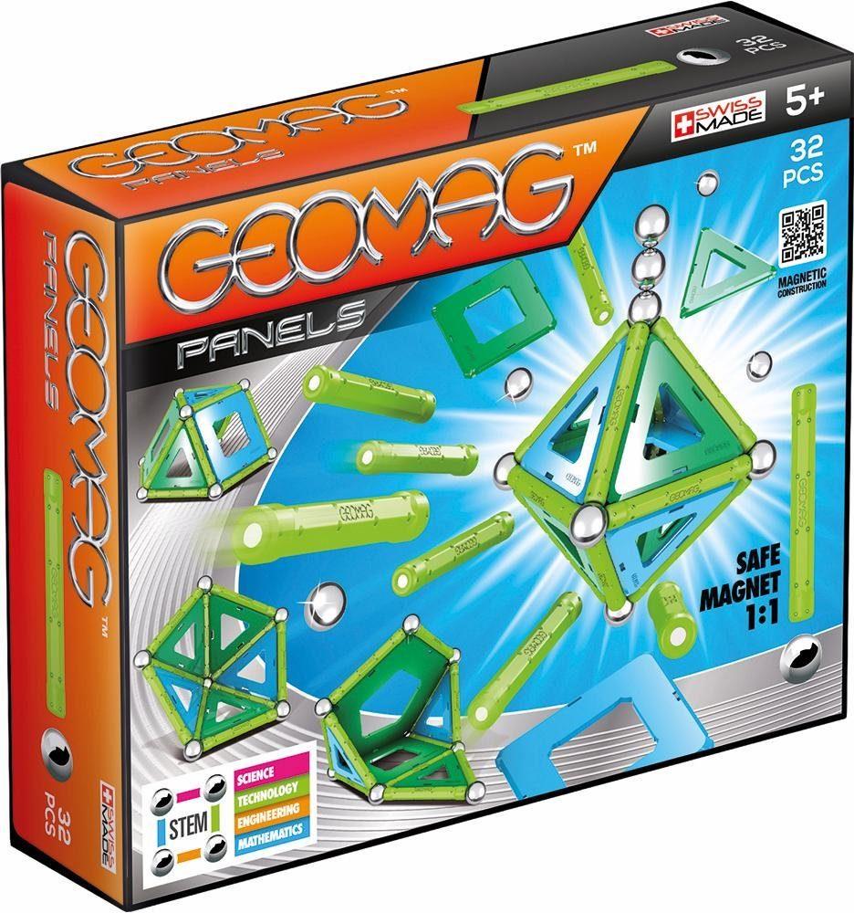 Geomag™ Konstruktionsspielzeug (32-tlg.), »Panels«
