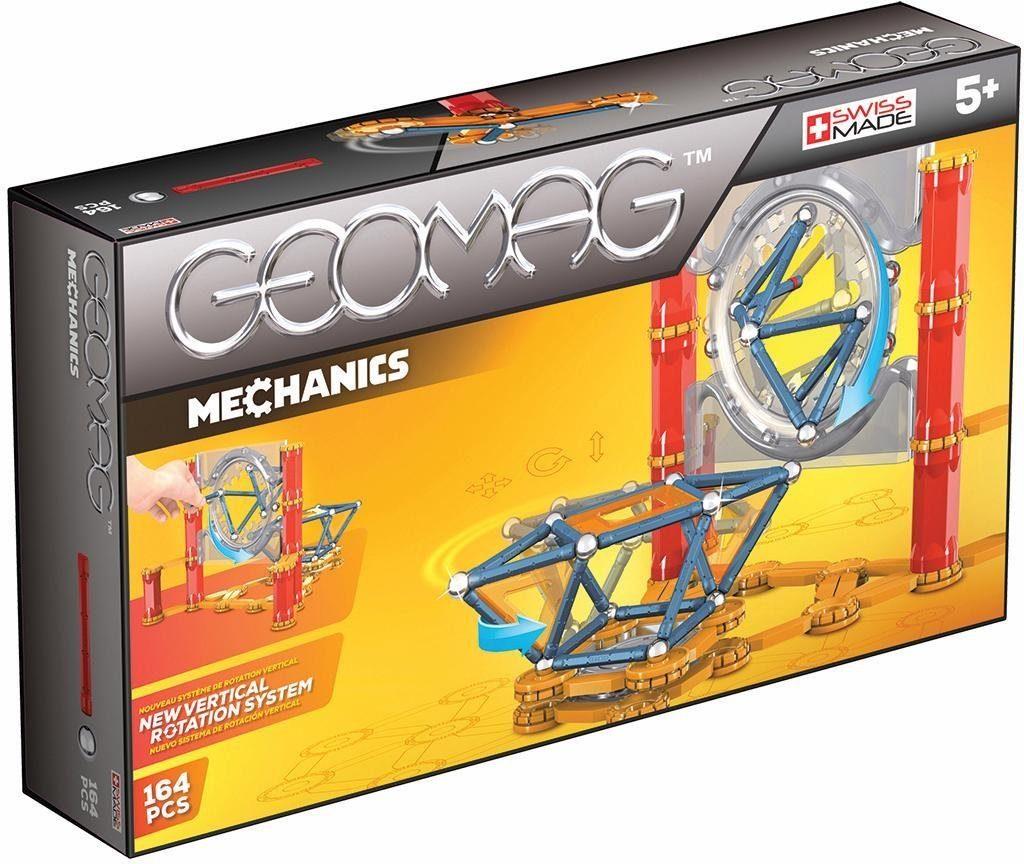 Geomag™ Konstruktionsspielzeug (164-tlg.), »Mechanics«
