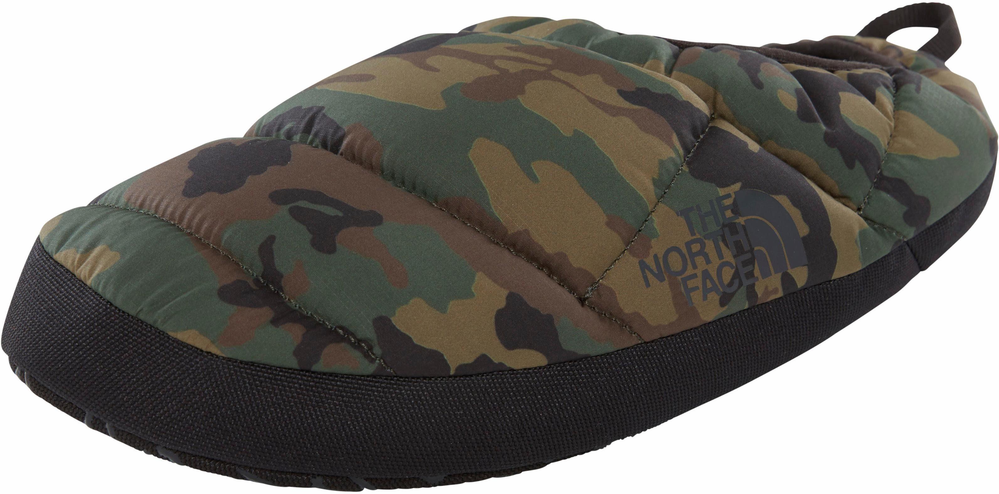 The North Face Men's NSE Tent Mule kaufen III Hüttenschuhe, gemustert online kaufen Mule  tarnfarben a71258