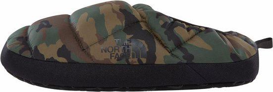 The North Face Men's NSE Tent Mule III Hüttenschuhe, gemustert