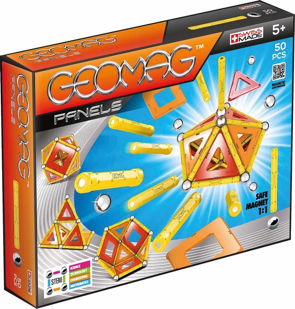 Geomag™ Konstruktionsspielzeug (50-tlg.), »Panels«
