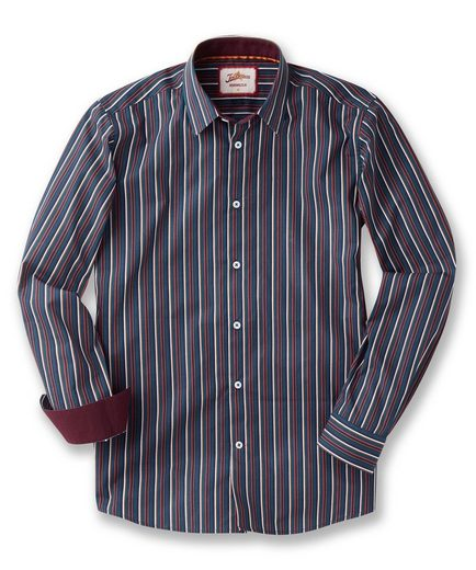 Joe Browns Hemd Joe Browns Men's Striped Long Sleeved Shirt