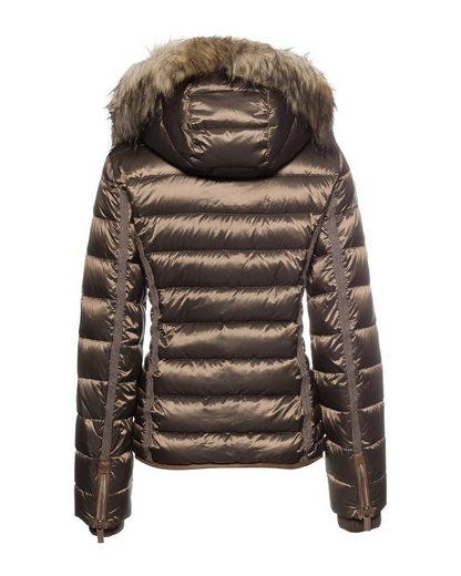 Milestone Steppjacke Tina fake fur