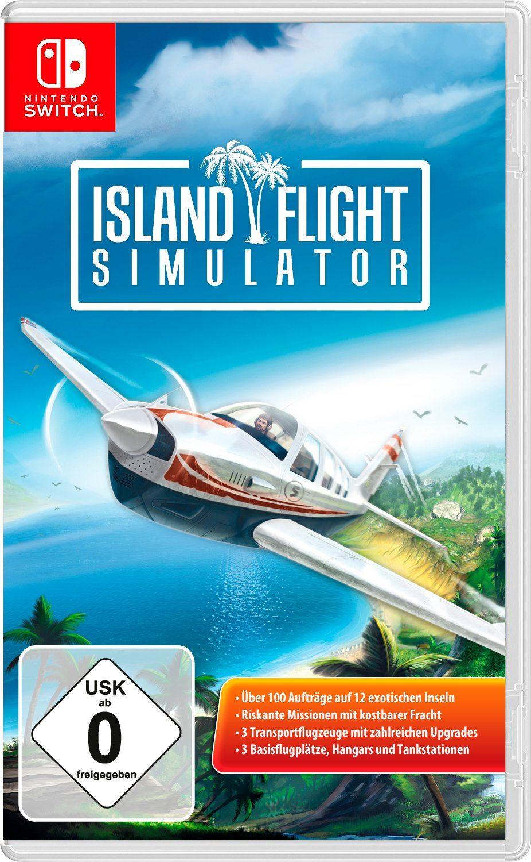 Markt+Technik Software Pyramide - Switch Spiel »Island Flight Simulator«