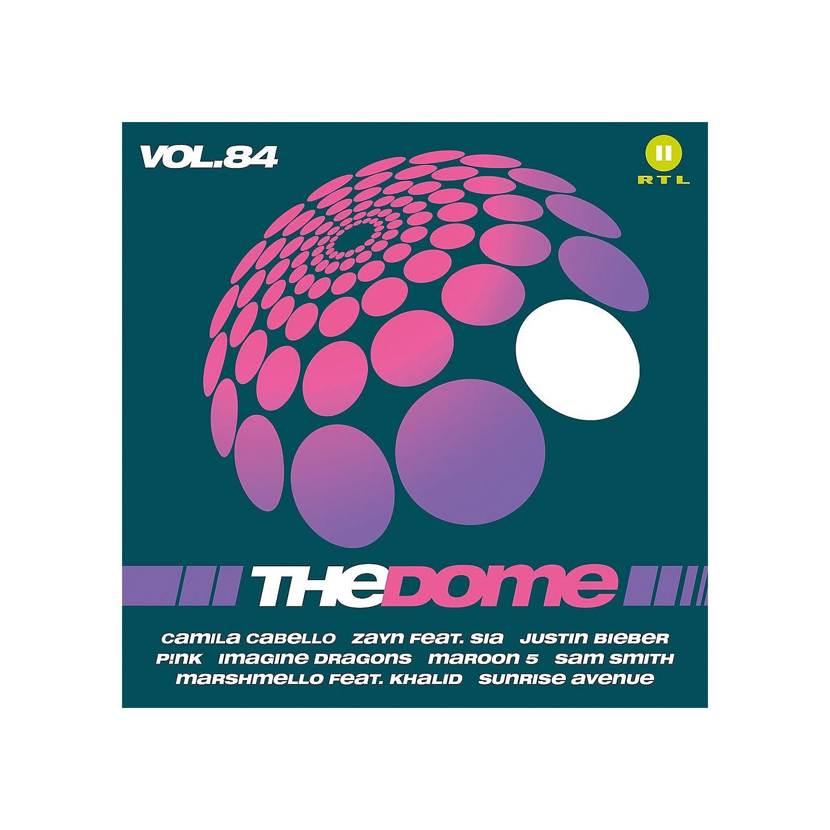Universal CD The Dome Vol. 84