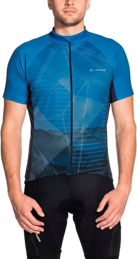 VAUDE T-Shirt Majura Full-Zip Tricot Men