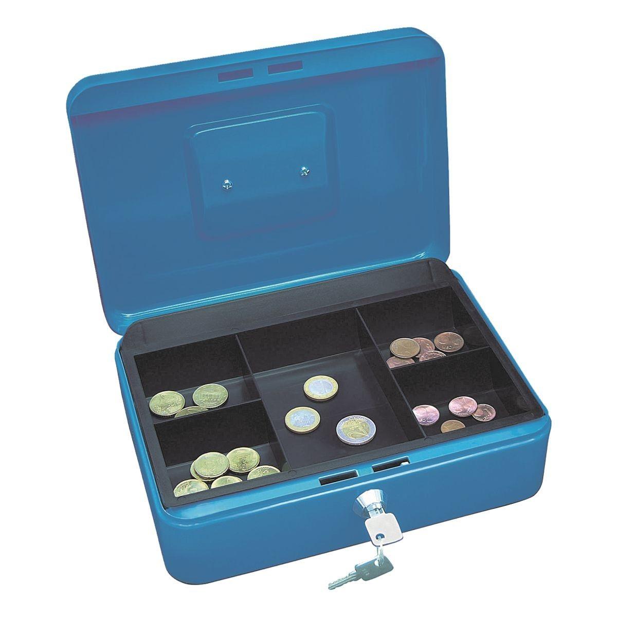 Wedo Geldkassette | Dekoration > Aufbewahrung und Ordnung > Kästchen | Pulverbeschichtet | WEDO